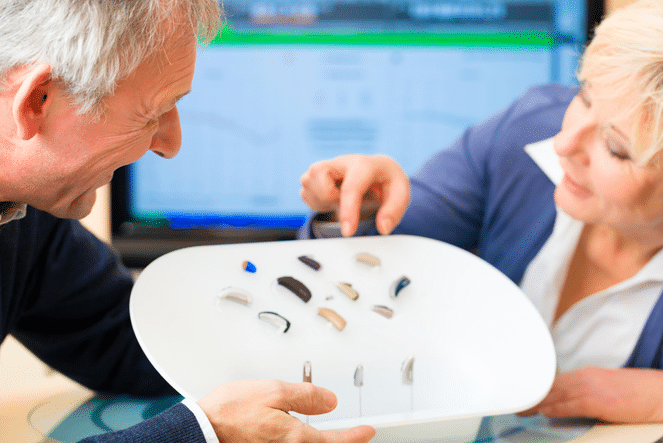 Our hearing service includes hearing aids from the leading manufacturers